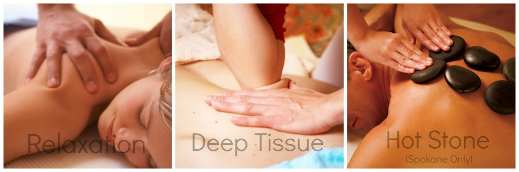 Massage Promotion Redmond, Kirkland, Spokane