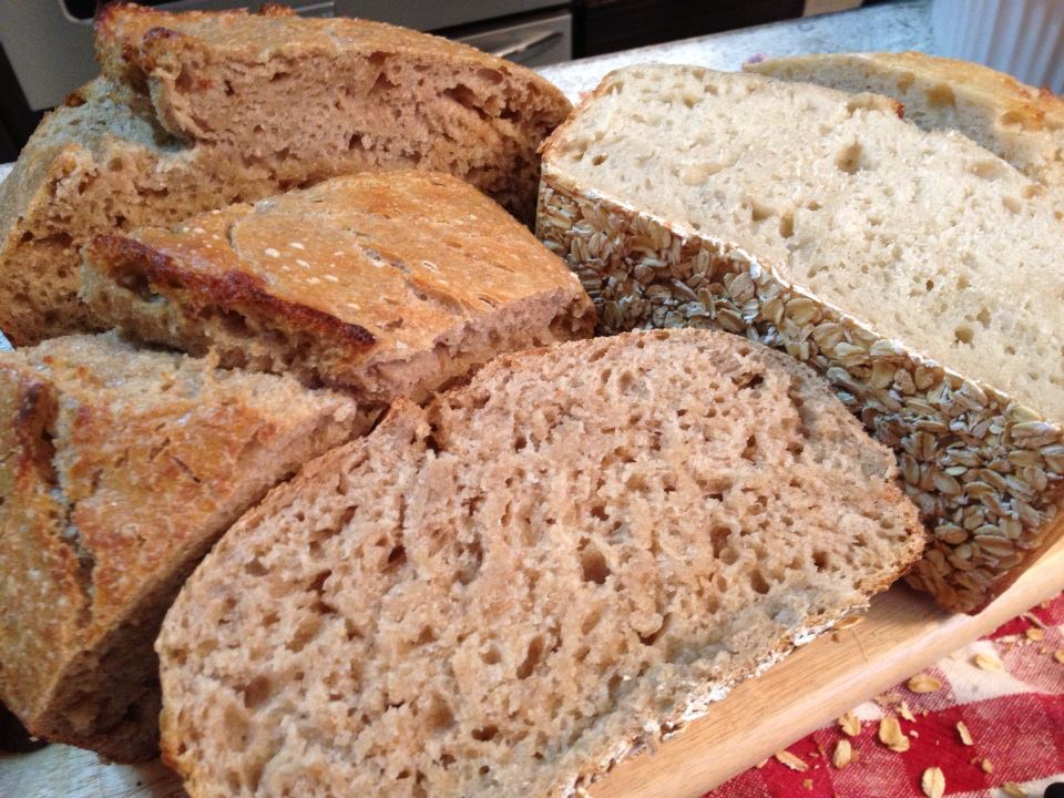 Magic Sourdough Bread Recipe Clear Chiropractic In