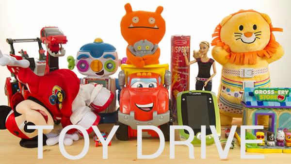 hopelink toy drive